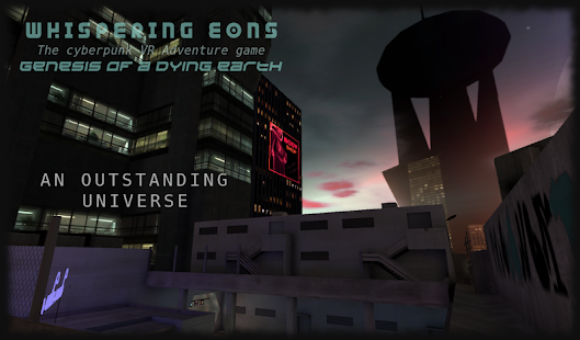 Whispering Eons #0 (Space opera en VR) Capture d'écran