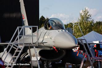 Photo: RNoAF Lockheed Martin F-16A Fighting Falcon
