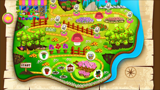 Gardenerscapes - screenshot