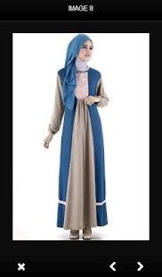 Design of Women Moslem Clothes - náhled