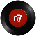 Red N7Player theme icon