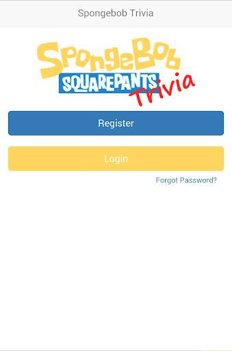 Trivia for Spongebob