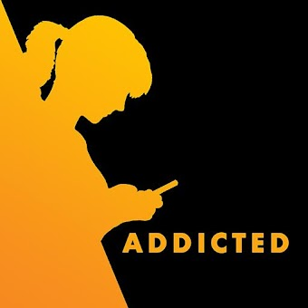 Addicted - Get Hooked on Scary Chat Stories