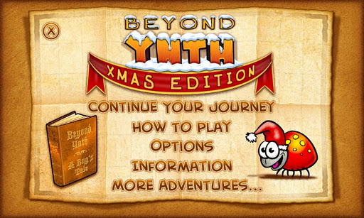 Beyond Ynth Xmas Edition screenshot 5