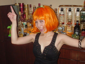Photo: Red-haired Barmaid