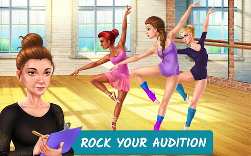 Dance School Stories – Dance Dreams Come True Mod Apk Download For Android and Iphone 7