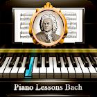 Aulas de piano de Bach icon