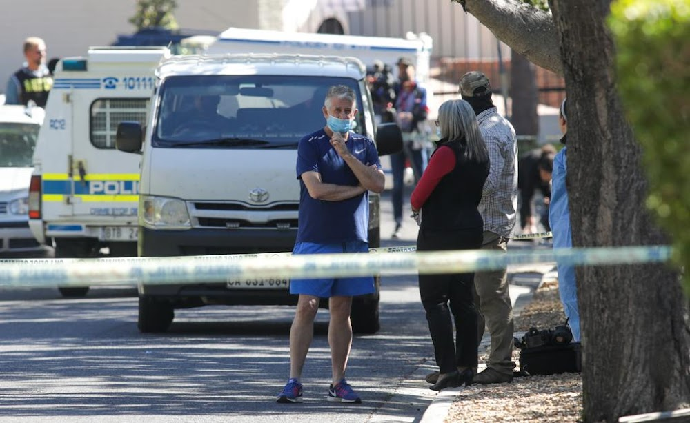 Top Cape Town lawyer survives murder attempt by masked gunmen - SowetanLIVE