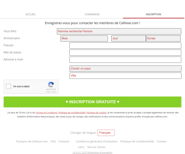 Applications de rencontres gratuites sur Android