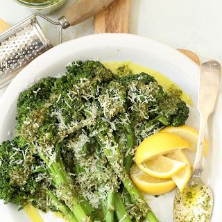 Basil Pesto Broccoli