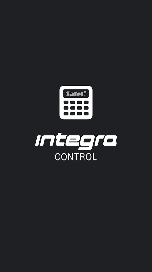 INTEGRA CONTROL- screenshot