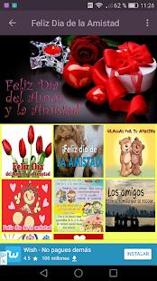 Feliz Dia De La Amistad Apps On Google Play