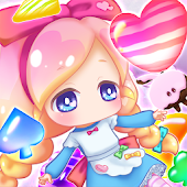 Alice in Candy Puzzle