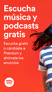 Spotify: escuchar música, podcasts y playlists Screenshot