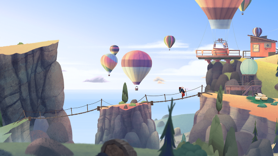 Old Man's Journey v1.10.7 APK Data Obb Full Torrent