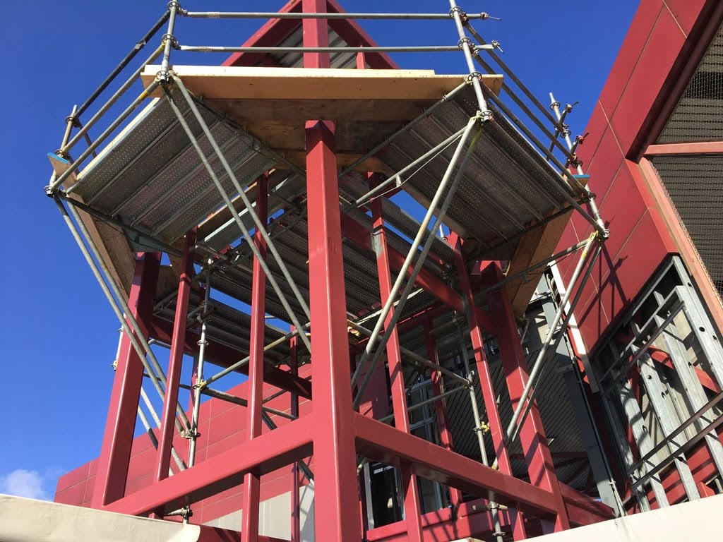 superior scaffold, scaffolding, scaffold, scaffold rental philadelphia, scaffold new jersey, scaffolding delaware, access, system scaffold, pa, nj, de, work platform, suspended scaffold, shoring, transport platform, buck hoist, elevator