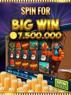 Rock Climber Free Casino Slot Screenshot