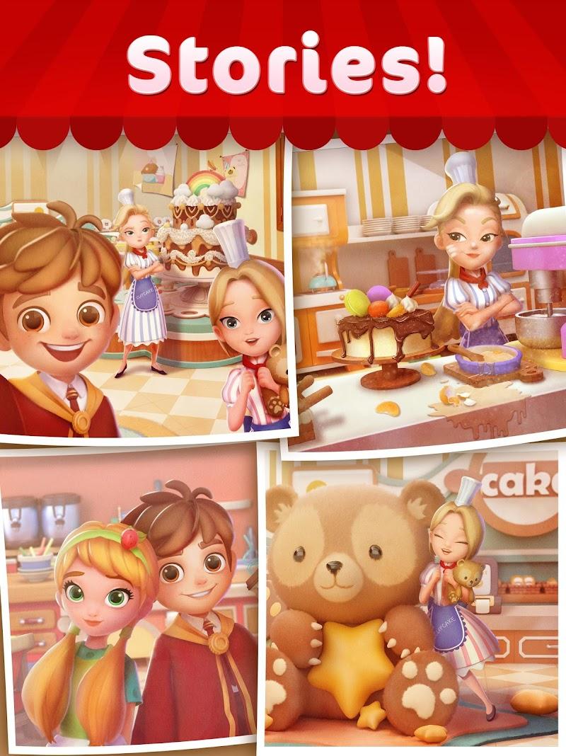 Jellipop Match: Open your dream shop! Screenshot 8