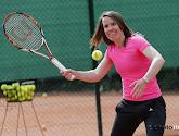 Simona Halep vertelt dat ze tijdens haar jeugd Justine Henin probeerde na te doen