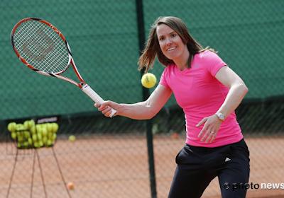 """Justine Henin blijft het idool van tweevoudig grandslamwinnares: """"Toen ik opgroeide, probeerde ik haar te kopiëren"""""""