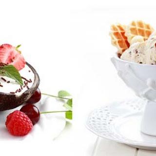 Deliciously Healthy Ice Cream