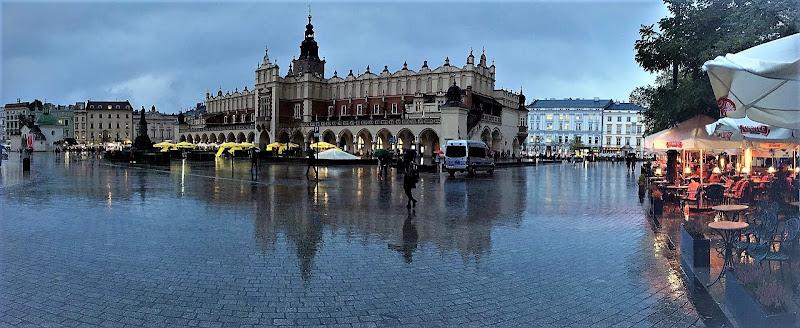 Autunno a Cracovia..... di LASER19