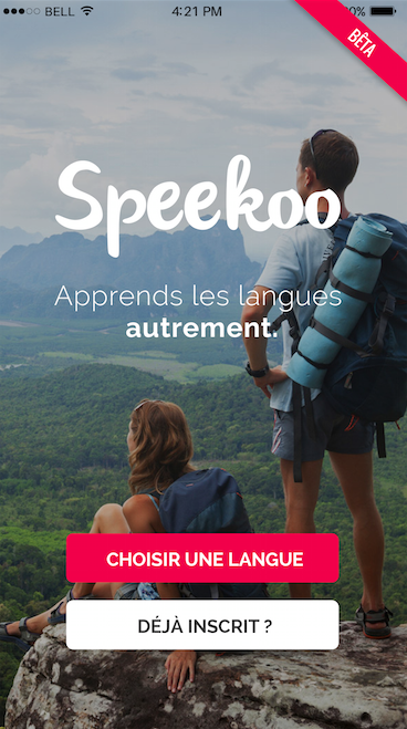 Speekoo – Capture d'écran