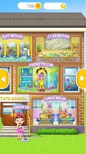 Sweet Baby Girl Cleanup 6 – School Cleaning Game 1