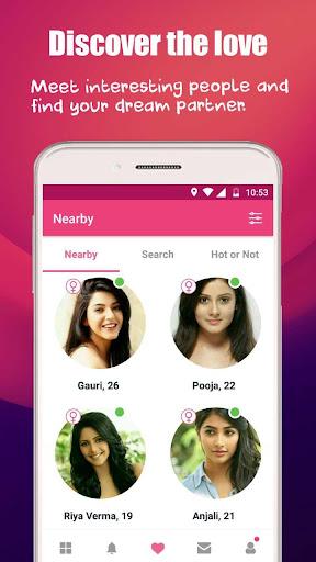 Free Dating App, Match Flirt & Chat - Dating Bunch 2.0 screenshots 1