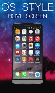 OS 10 Launcher for Iphone 7 for PC-Windows 7,8,10 and Mac apk screenshot 2