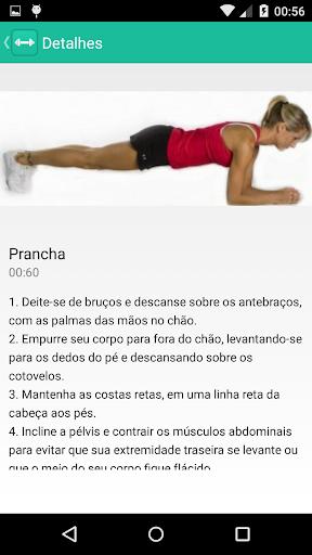 Exercicios em casa para mulher