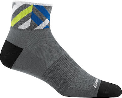 Darn Tough Men's Graphic 1/4 Ultra Light Sock alternate image 0