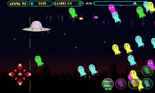 Ufo vs Ghost