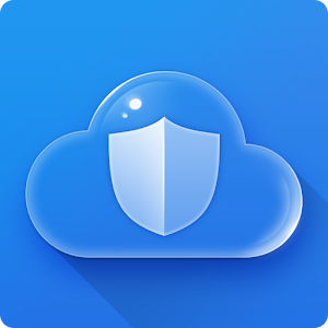 Cloud Space of CM Security Icon