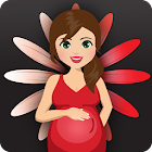 WomanLog Pregnancy Calendar icon