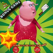 sing game run pig