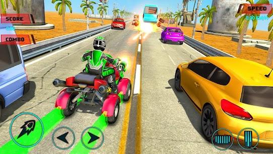 ATV Quad Bike Racing Simulator: Bike Shooting Game 7