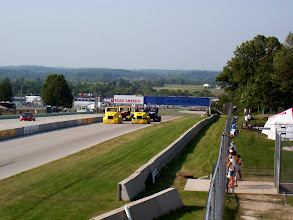 Photo: Short lived series of Strana truck racing. They sure were fun.