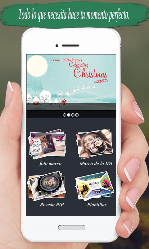 Marcos de fotos marco aplicaciones de android en - Aplicaciones para decorar fotos gratis ...