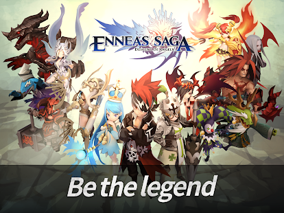 Enneas Saga- screenshot thumbnail