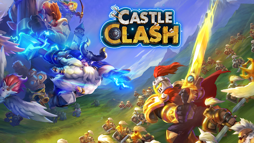 Castle Clash: RPG War and Strategy FR  screenshots 1