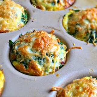Spinach Sausage Egg Cheese Bake Recipes