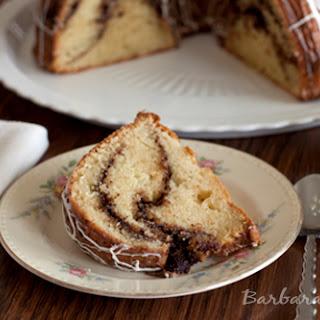 Cinnamon Coffee Cake.