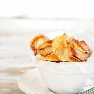 Salt and Vinegar Potato Chips.