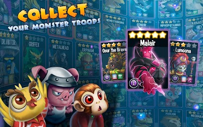 Monster Legends APK screenshot thumbnail 16