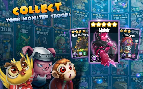 Monster Legends MOD Apk 10.0.6 (High Damage/3 Stars) 9