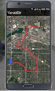 GPS suivi d'itinéraire screenshot - 3
