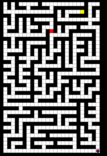 Permanent maze for smartphones