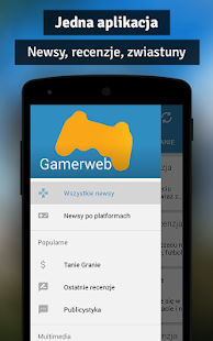 Gamerweb- screenshot thumbnail