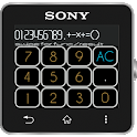Calculator for SmartWatch2 icon